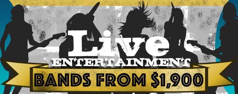 Hire Live Bands Sydney