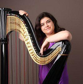 Karen – Harpist
