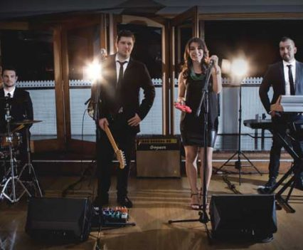 hire band for corporate function