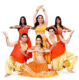 Bollywood Dancers