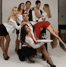 Incognito Waiters